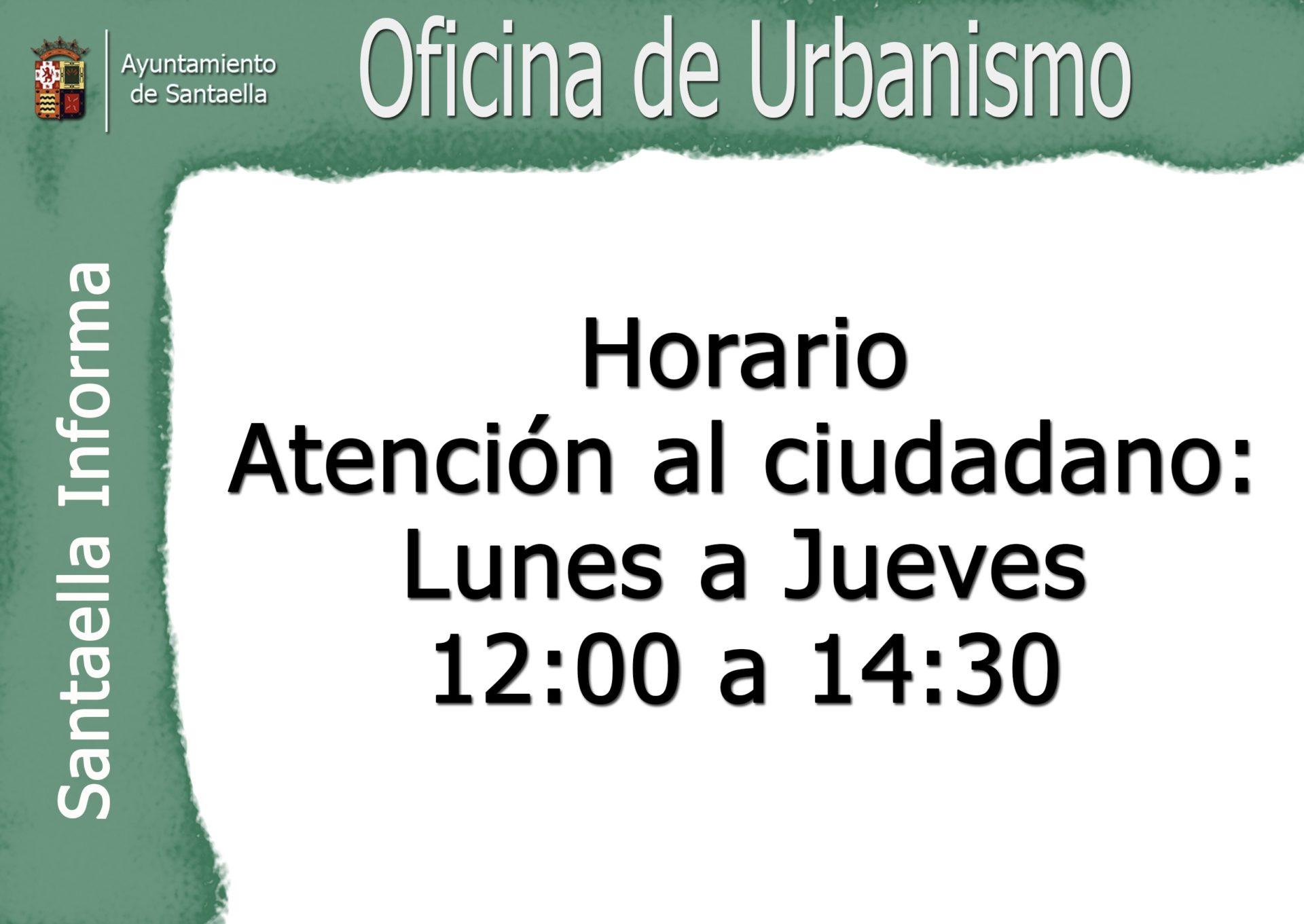 Urbanismo 1