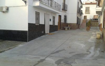 Calles La Fuente y Sol (El Fontanar)