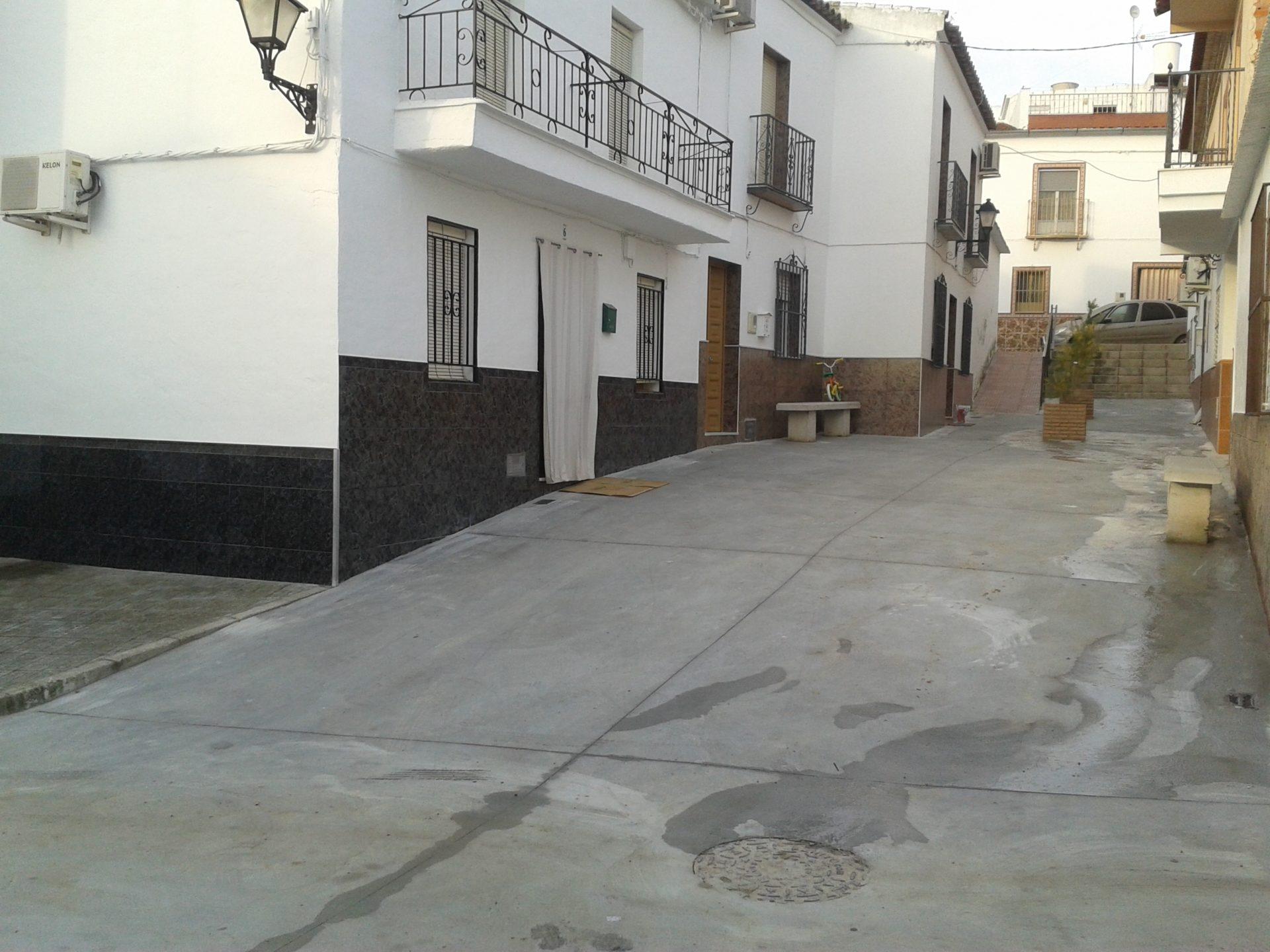 Calles La Fuente y Sol (El Fontanar) 1