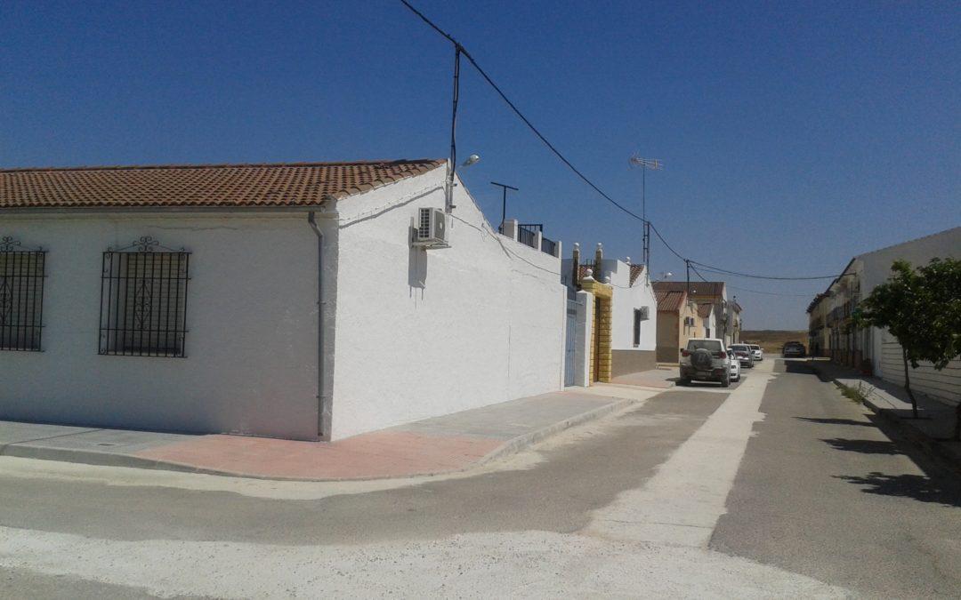 La Montiela Barriada San Jose Obrero 2ª fase