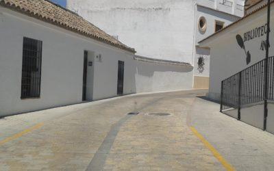 Pavimentación calle Rafael Mateos