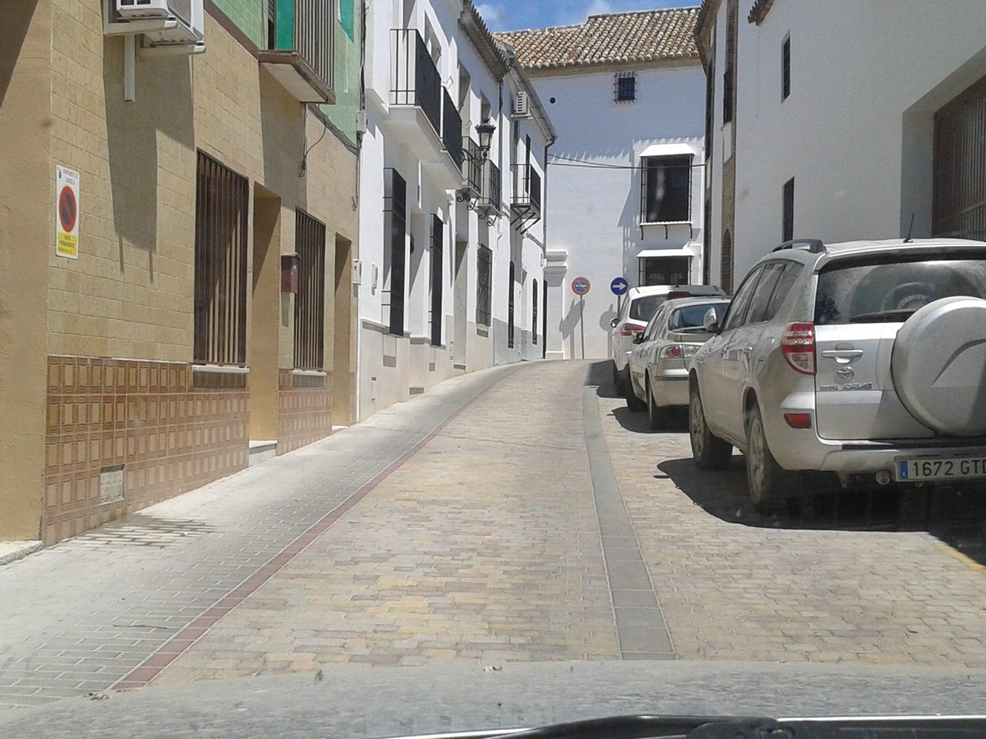 Pavimentación calle Rafael Mateos 2