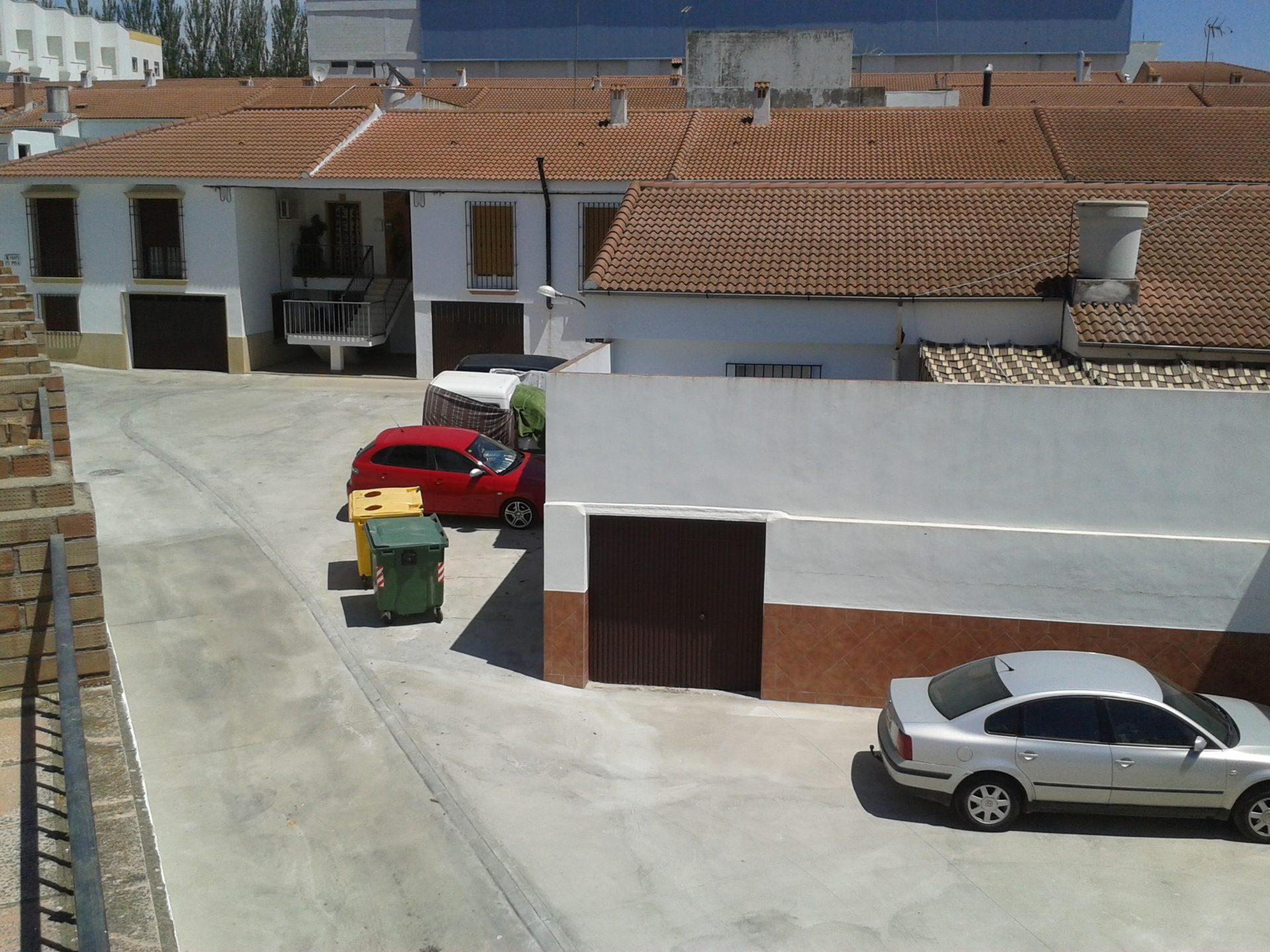 Pavimentación calle Fuente del Pilón 2