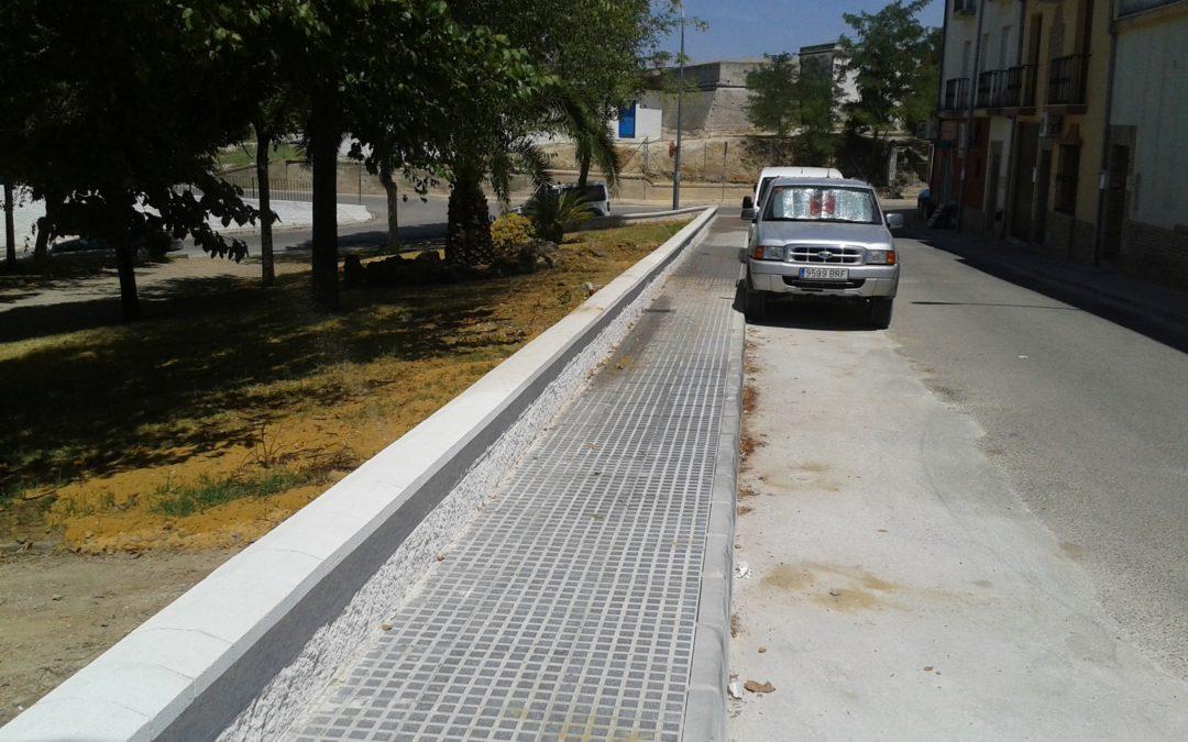 Reforma parque Miguel Hernández
