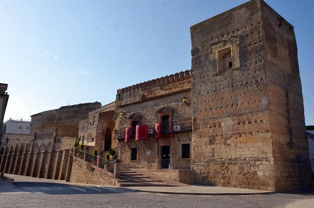 Foto del castillo medieval