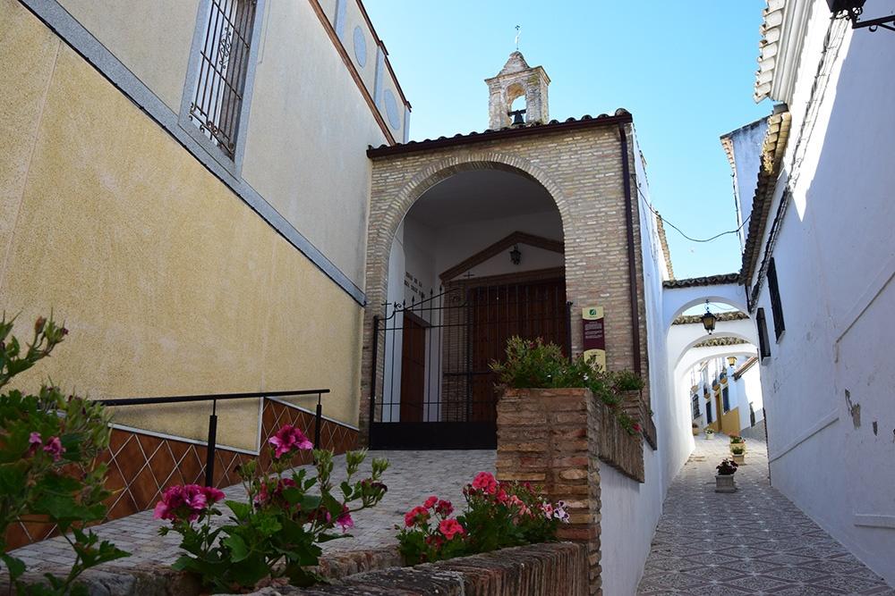 Foto de la ermita del santo Cristo de la Vera Cruz