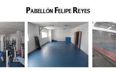 PABELLÓN MUNICIPAL FELIPE REYES
