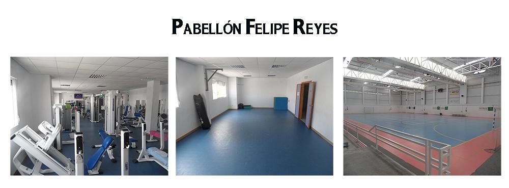 PABELLÓN MUNICIPAL FELIPE REYES 1