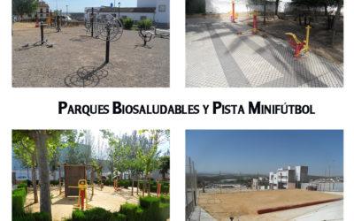 PARQUES BIOSALUDABLES