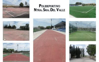 POLIDEPORTIVO MUNICIPAL NTRA. SRA. DEL VALLE