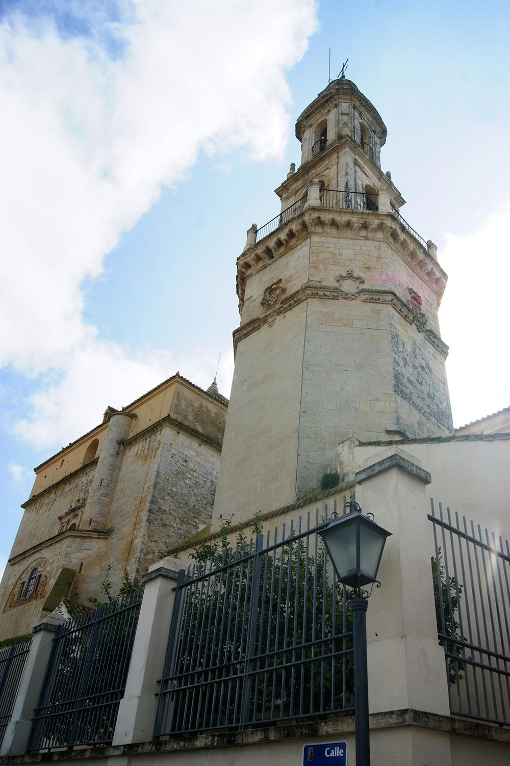 Foto iglesia de la Asunción