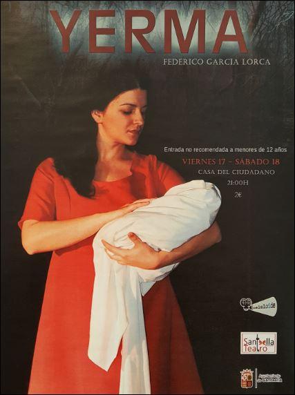 Obra de Teatro YERMA 1