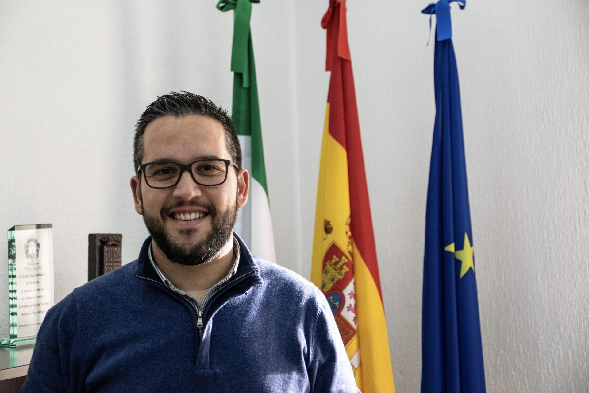 Fotografía del alcalde