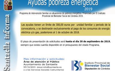 AYUDA PARA LA POBREZA ENERGÉTICA