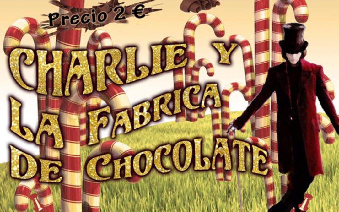 CHARLIE Y LA FÁBRICA DE CHOCOLATE – FESTIVAL DE TEATRO 2019