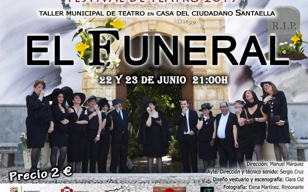 EL FUNERAL – FESTIVAL DE TEATRO 2019