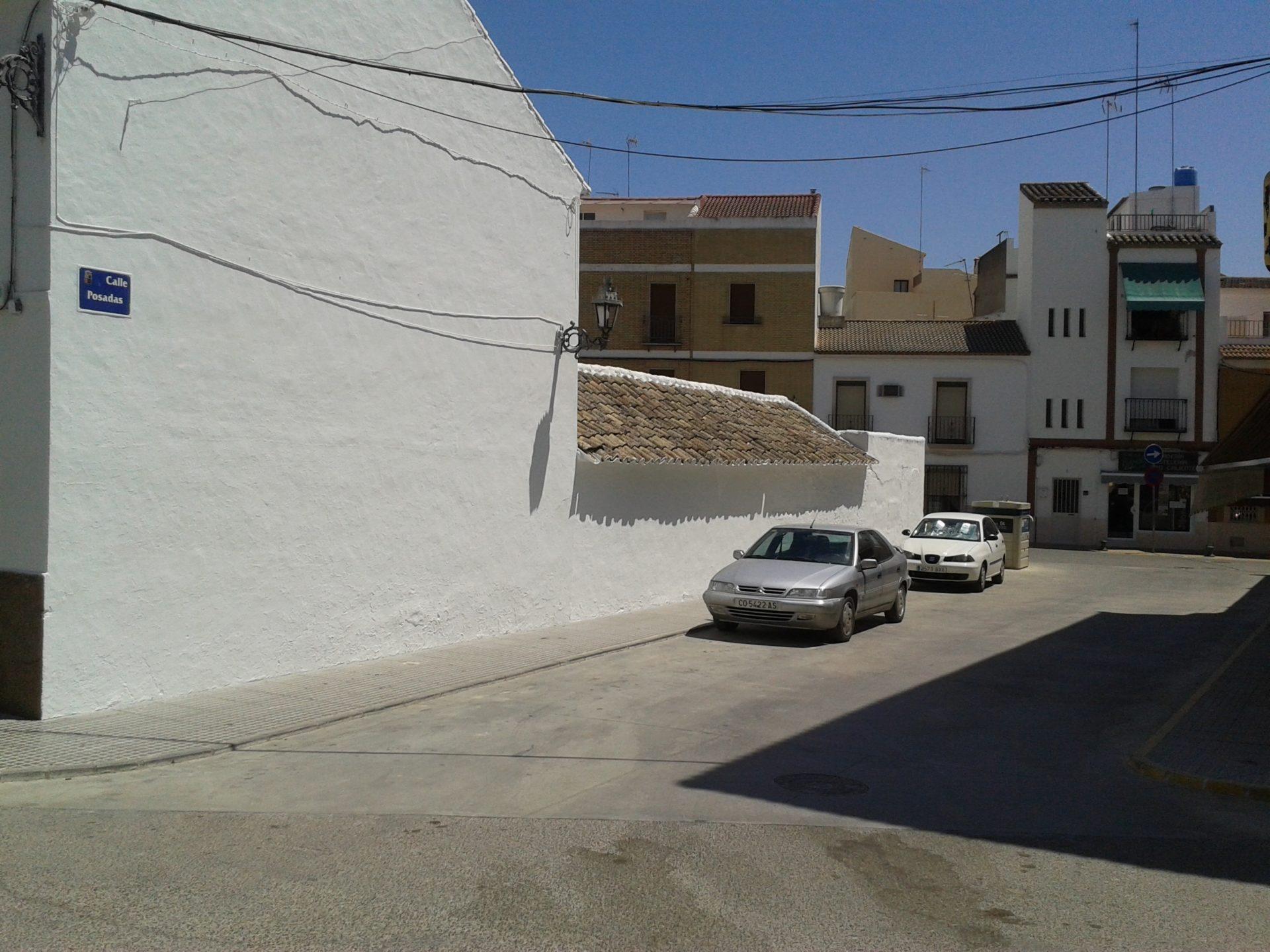 Pavimentación calle Posadas 1