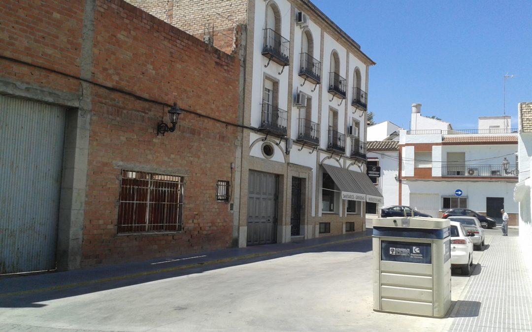 Pavimentación calle Posadas