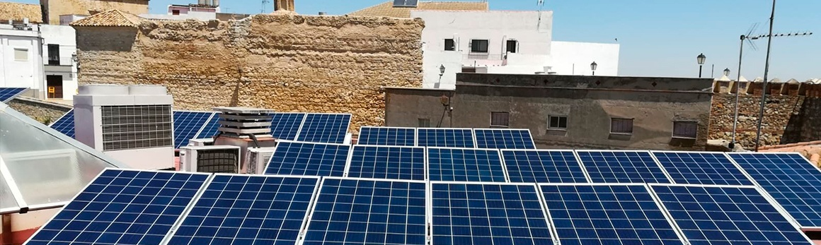 Foto placas solares